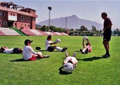 1 Campus Futbol y Aventura 2004 - 020