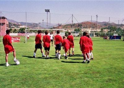 1 Campus Futbol y Aventura 2004 - 035