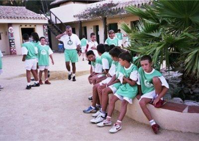 1 Campus Futbol y Aventura 2004 - 07