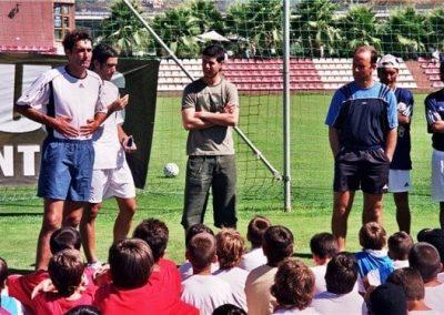 1 Campus Futbol y Aventura 2004 - 08