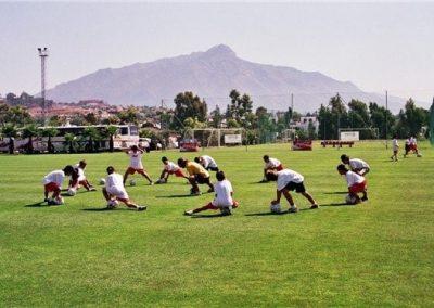 1 Campus Futbol y Aventura 2004 - 09
