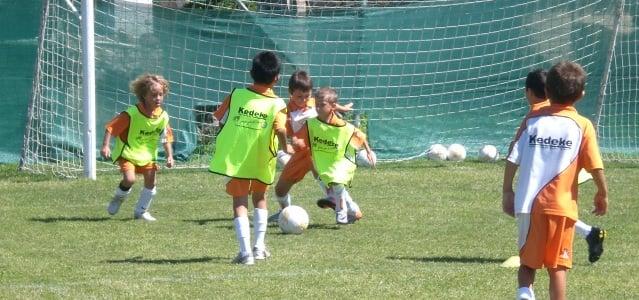 Vuelve el fútbol a las instalaciones de Marbella Football Center con el VIII Campus