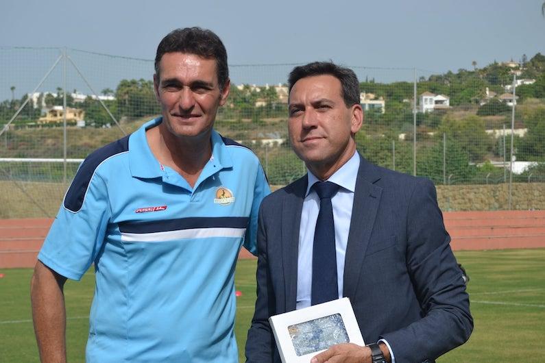 Día del Deporte Solidario en el Campus de Fútbol Marbella